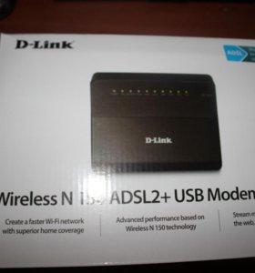 D-link ADSL2