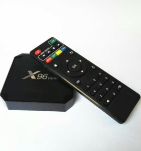 Приставка Смарт-ТВ, X96 Mini