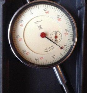 Индикатор часового типа ИЧ 0-10, кл. 1