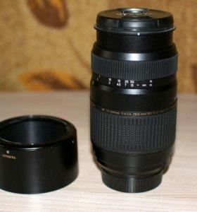 Tamron 70-300mm F4.0-5.6 Di Macro для Nikon