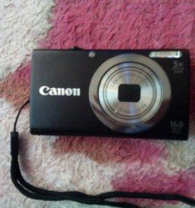 Фотоаппарат Canon, 16 мегапикселей