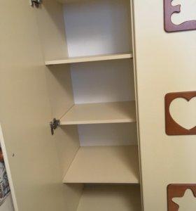 Шкаф 3-х створчатый ДЕНДИ фирмы Puffa