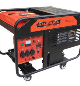 Генератор бензиновый Aurora AGE 12000 D PLUS