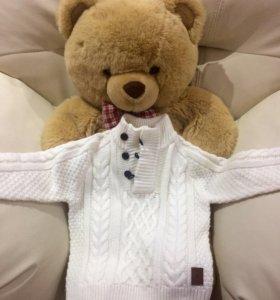 Тёплые свитера для мальчиков
