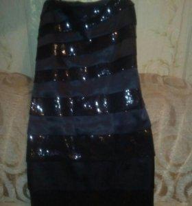 Платье вечернее( торг)