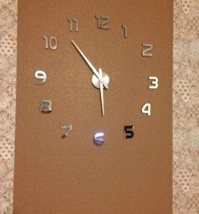 Часы настенные модульные обмен на предложеное