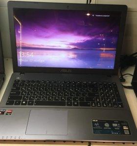 Ноутбук Asus AMD A8 X550D