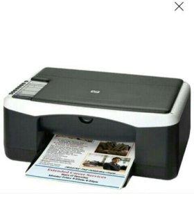 HP Deskjet продажа обмен.