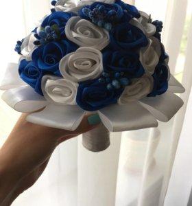 Свадебный букет невесты ( дублёр )