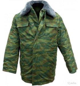 Комплект зимний военный: бушлат+штаны❤️