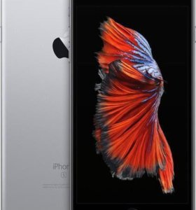 iPhone 6s space gray 64