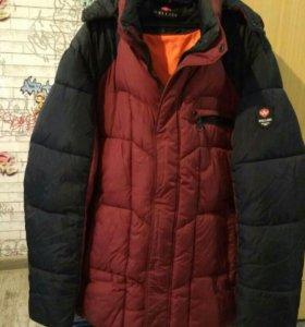 Куртка мужская зимняя 50-52 р