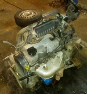 Двигатель Матиз