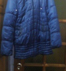 Зимняя куртка для беременных мамочек