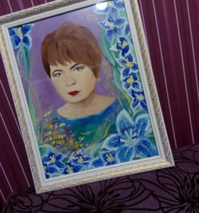 Портреты/Картины на заказ.