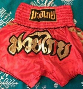 Трусы для тайского бокса