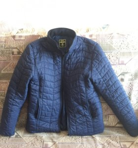 Стёганная мужская куртка