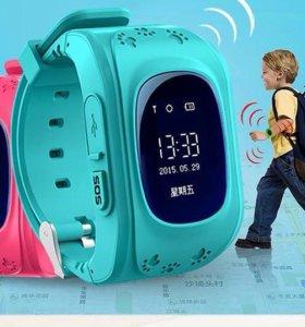 Детские часы с GPS отслежкой