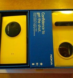 Смартфон/камерофон NOKIA 1020 / 41 МПикс