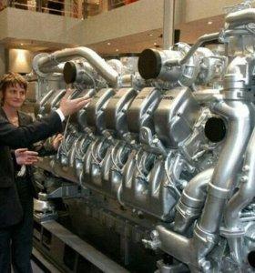 Двигатели б/у для иномарок
