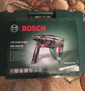 Перфоратор BOSCH PBH-2800 RE (НЕ ИСПРАВЛЕН)