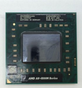 Процессор AMD A8-4500M
