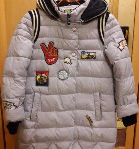 Куртка зимняя р.164