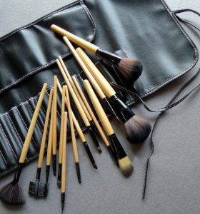 🆕Новые наборы кистей для макияжа 15 шт