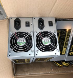 Блок питания для Bitmain ASIC S9, L3+, D3 1800 Вт