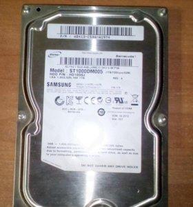 """HDD для пк 3,5"""" - 1Тб"""