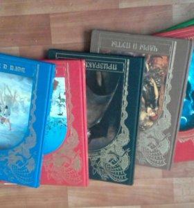 Книги ЗАЧАРОВАННЫЙ МИР серия из 6 книг