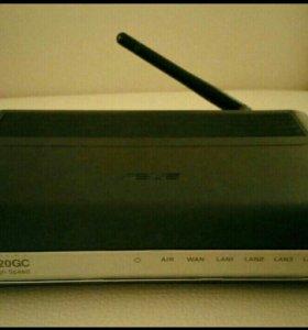 Роутер asus WL-5200GC