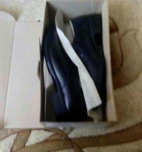 Туфли уставные