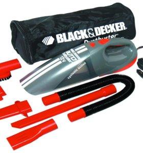 Автомобильный пылесос Black & Decker ACV -1205