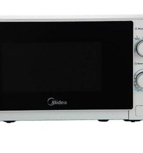 Микроволновая печь соло Midea C4E MM720C4E-W