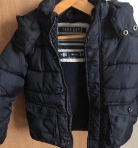 Куртка утеплённая Zara
