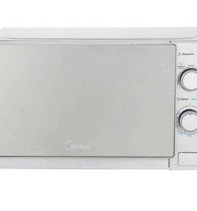 Микроволновая печь соло Midea C4E AM720C4E-S