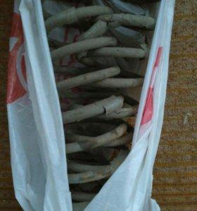 Пружины задние (комплект) Ваз Калина