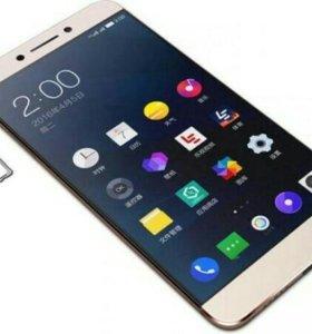 Продам смартфон ЛиЭко2 Х527 в отличном рабочем