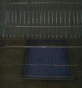 Клетка для попугаев большая