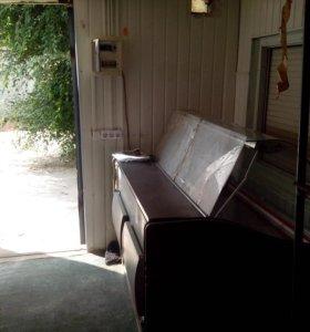холодильная витрина и морозильная витрина