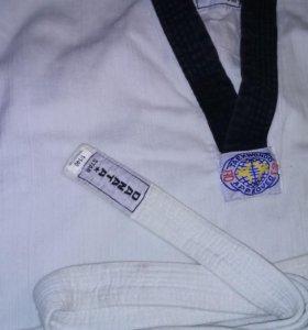 Бесплатно кимоно.