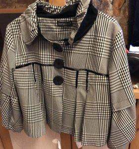 Укорочённое пальто /пиджак