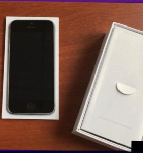 iPhone 5SE кубик