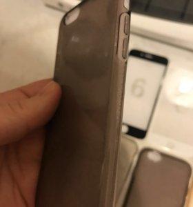 Силиконовые чехлы на IPhone 6/6s