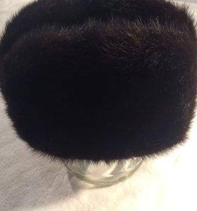 Новая норковая шапка.