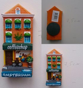 Магнитик из Амстердама