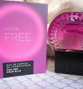Free женский парфюм