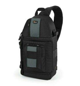 Рюкзак новый для фотоаппарата Lowepro