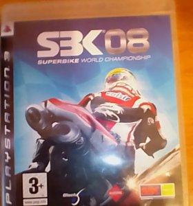 диск на PS3 гонки на мотоциклах